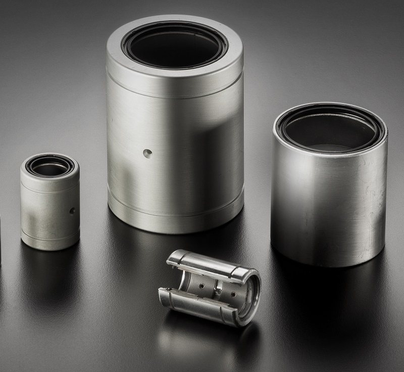 Linear bushings with seals type BAL